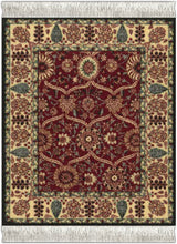 Load image into Gallery viewer, Shah Jahan Coaster Rug
