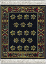 Load image into Gallery viewer, Country Heritage Stars Coaster Rug