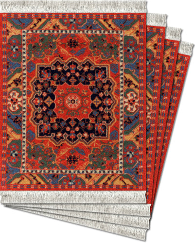 Northwest Persian Coaster Rug Set