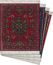 Load image into Gallery viewer, Oriental Collection Coaster Rug Set