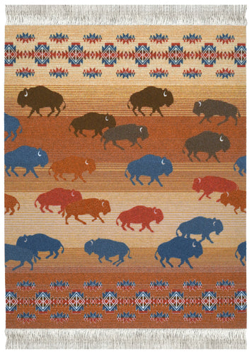 Prairie Rush Hour Mouse Rug