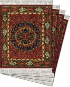 Seley Carpet Coaster Rug Set