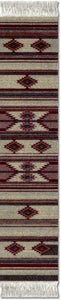 Earthtone Southwest Book Rug