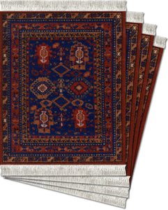 Timuri Coaster Rug Set