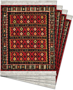 Pirot Carpet Coaster Rug Set