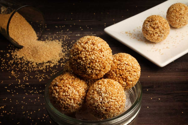 Rajgira Laddu 12Pc