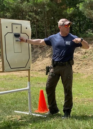 Defensive Pistol/Carbine 1 on 1 Private Training