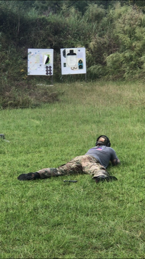2-day Combat Carbine Course w/ War HOGG Tactical