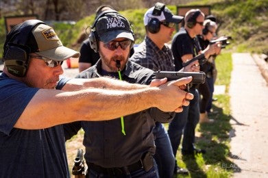 War HOGG 1-day Pistol Course - Feb 28, 2020 in Lumberton, Texas