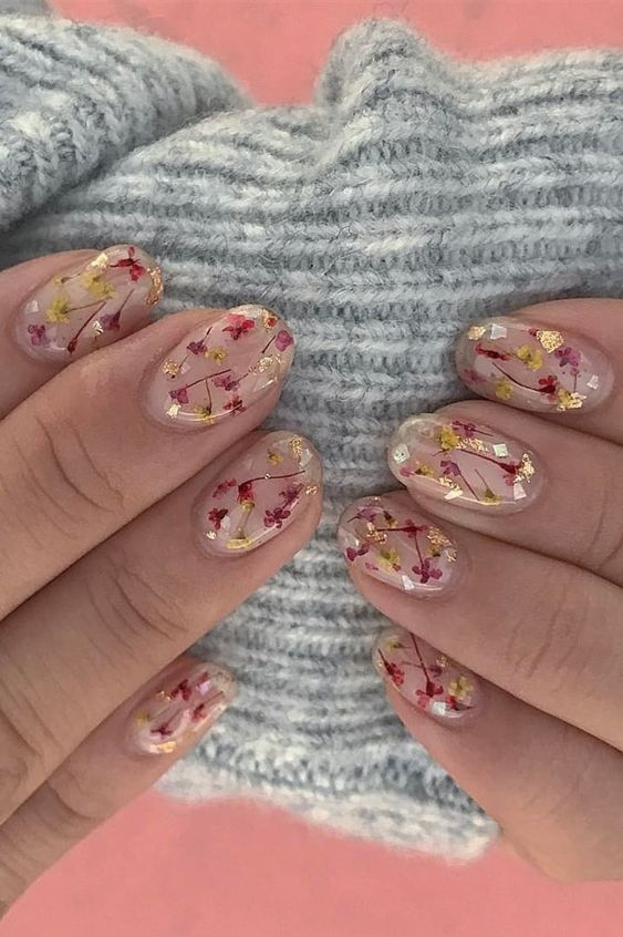 6 Unique Nail Designs You Need This Spring