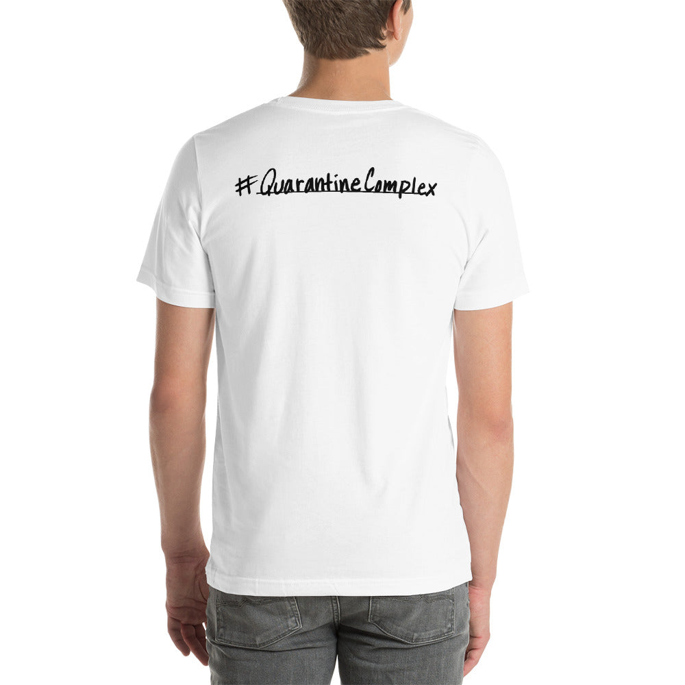 OFFTHEFIELD #QuarantineComplex edition Logo Short-Sleeve Unisex T-Shirt