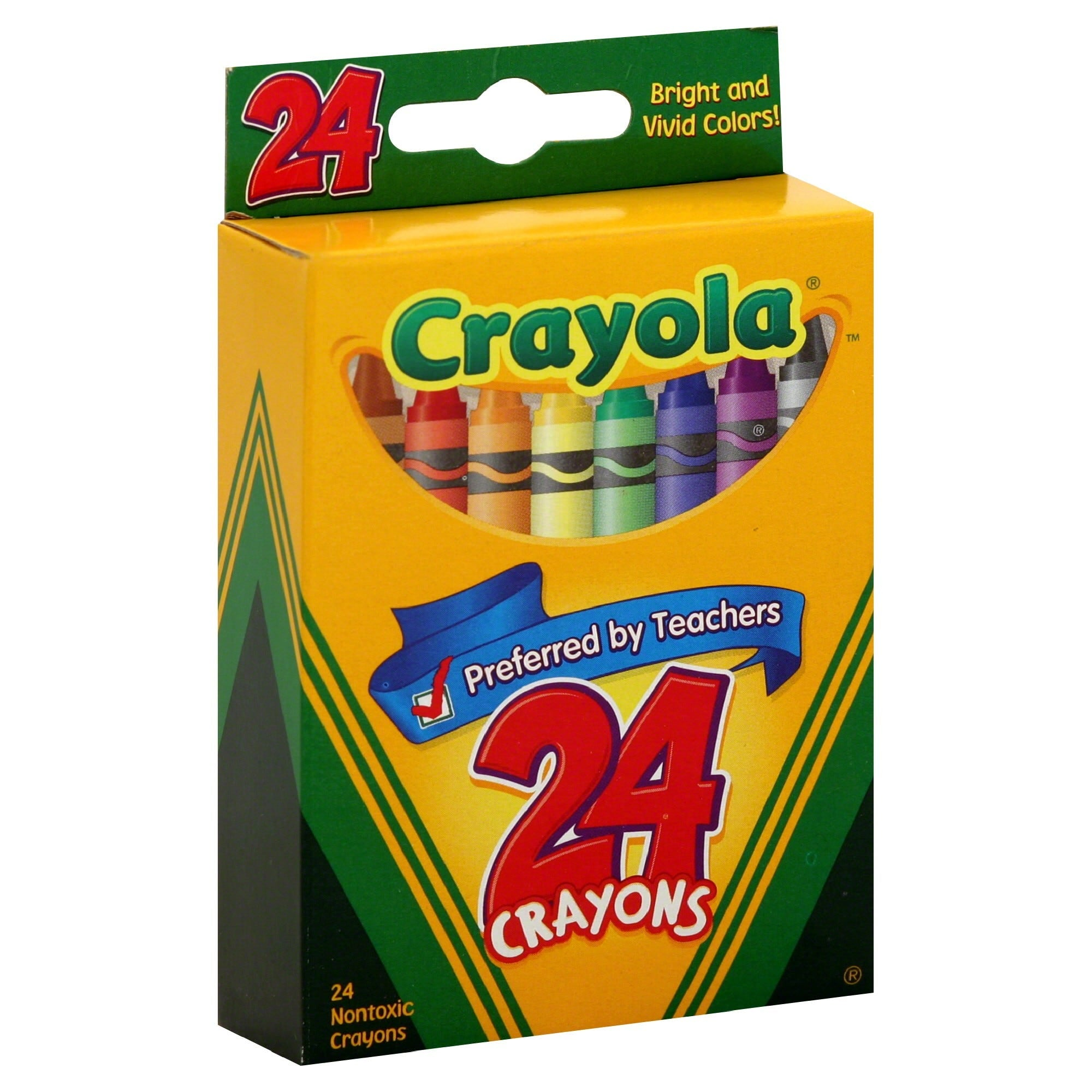 Crayola crayon set - Odd Nodd Art Supply