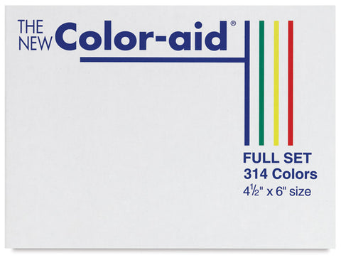 Color Aid Full Set 314 Colors