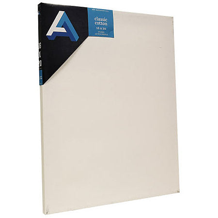Classic Cotton Stretched Canvas