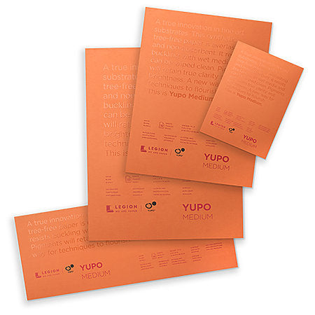 Yupo Medium Pads