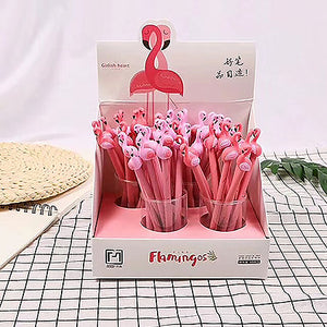 Flamingo Gel Pen - Odd Nodd Art Supply