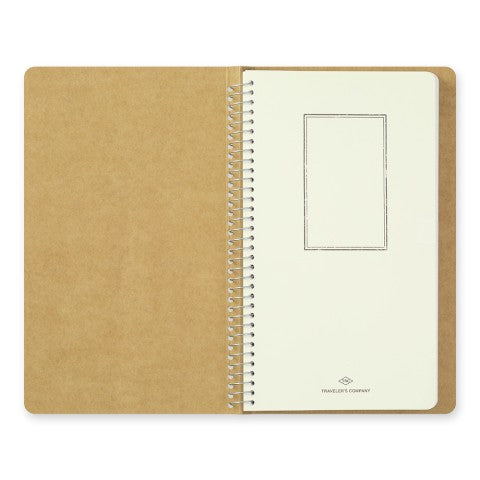 Traveler's Company Spiral Notebooks