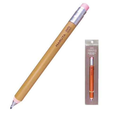 Ohto Wooden Mechanical Pencil 2.0mm Maruta