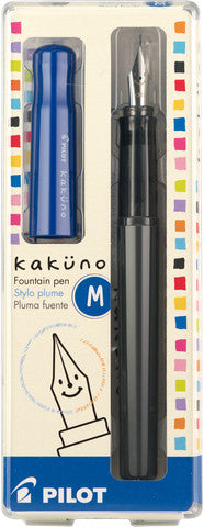 Pilot Kakuno fountain pen blue - Odd Nodd Art Supply
