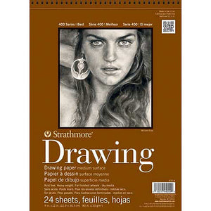 Strathmore Drawing Paper Pads 400 Series