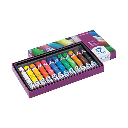 Van Gogh Oil Pastel Sets