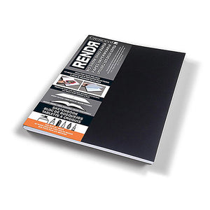 Rendr Soft-Cover Lay-Flat Sketchbooks