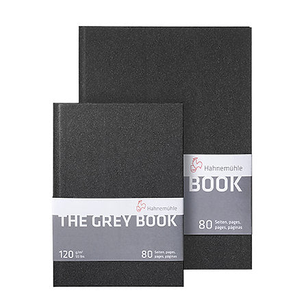 The Grey Book Sketch Books