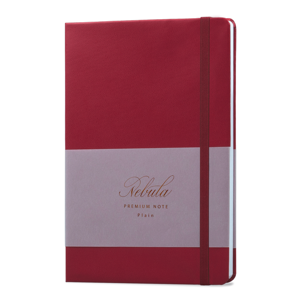 Nebula Notebook Ruby Wine - Odd Nodd Art Supply