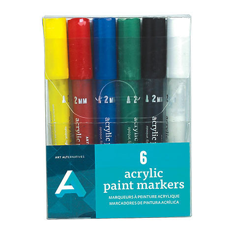 Acrylic Paint Marker Sets