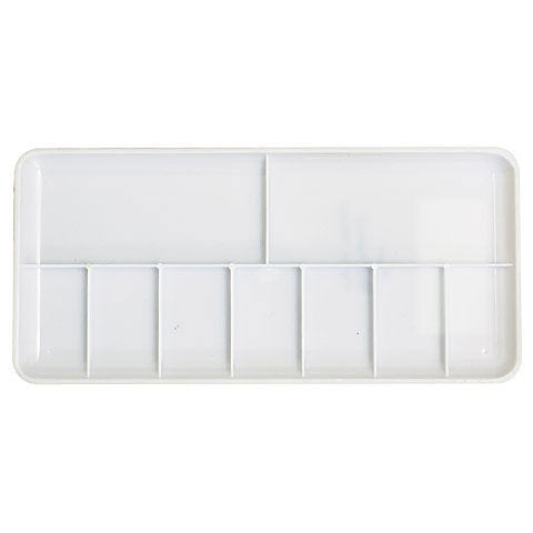 Water & Paint Plastic Palette Tray