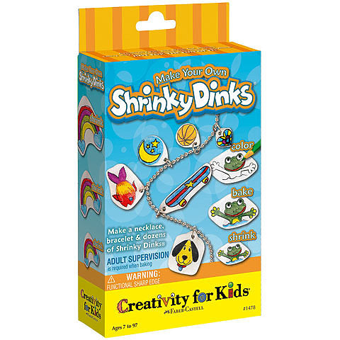 Shrinky Dinks - Odd Nodd Art Supply