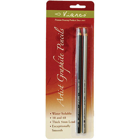 ArtGraf Water-Soluble Pencil Set