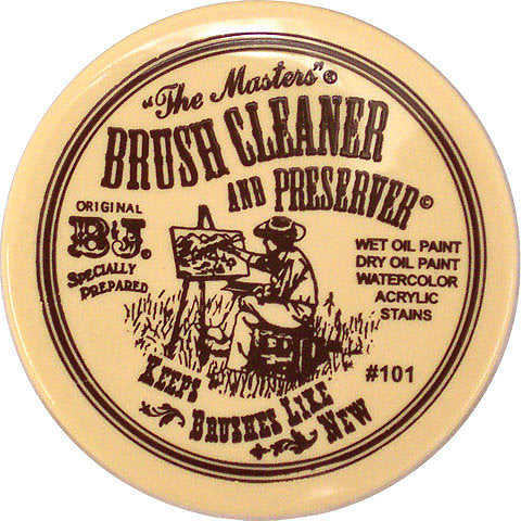 The Masters Brush Cleaner