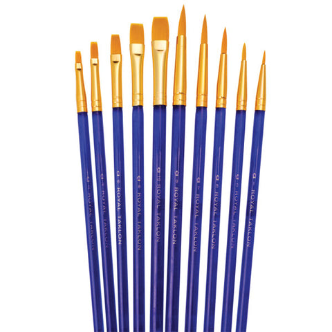 Super Value Brush Sets - Odd Nodd Art Supply