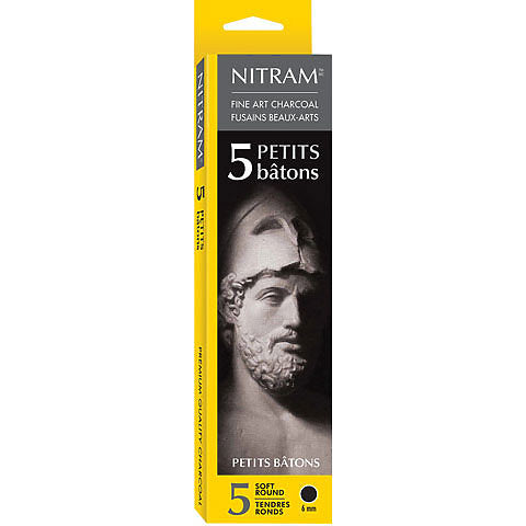Beaux Arts Fusains Extra Soft Charcoal