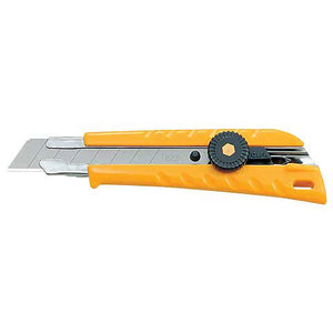 Heavy-Duty Ratchet-Lock Utility Knife