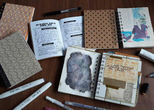 Journaling Kit featuring Corey Marie of Papercuts Handmade