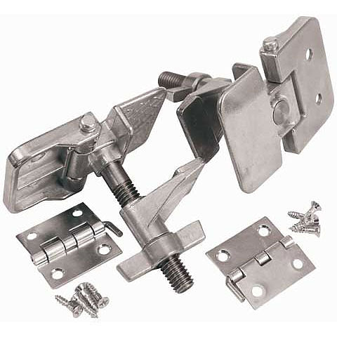 Screen Frame Hinge Clamps