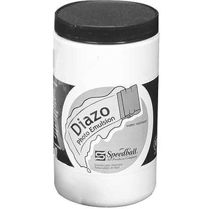 Diazo Photo Emulsion and Sensitizer