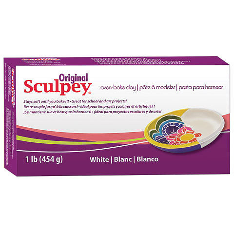 Original Sculpey Oven-Bake Clay