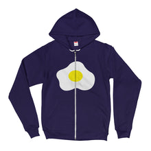 Fried Egg Unisex Hoodie- 5 color options