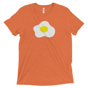 Fried Egg Unisex t-shirt- 3 color options