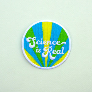 Science is Real Patch