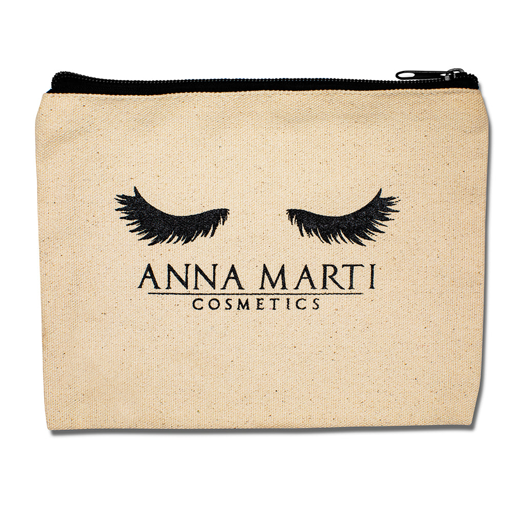 Anna Mart Cosmetics Makeup Bag