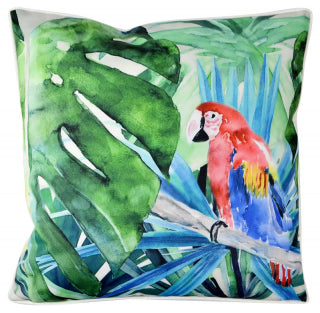 Macaw Outdoor Cushion