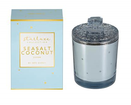 Mrs Darcy Starluxe Collection - Seasalt & Coconut