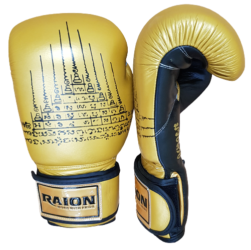 THAI NATION GLOVES - mmafightshop.ae