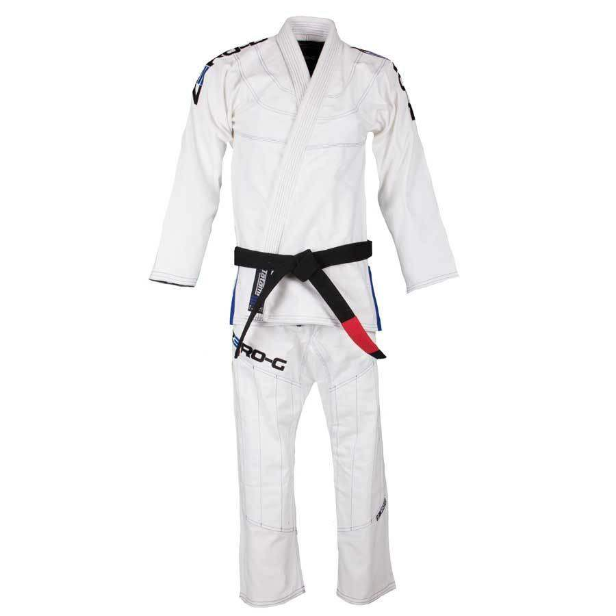 Zero G V4 Advanced Lightweight Gi -WHITE - mmafightshop.ae
