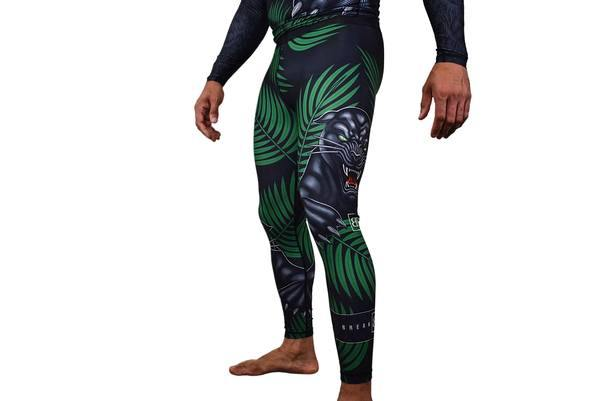 Break Point Black Panther Spats - mmafightshop.ae