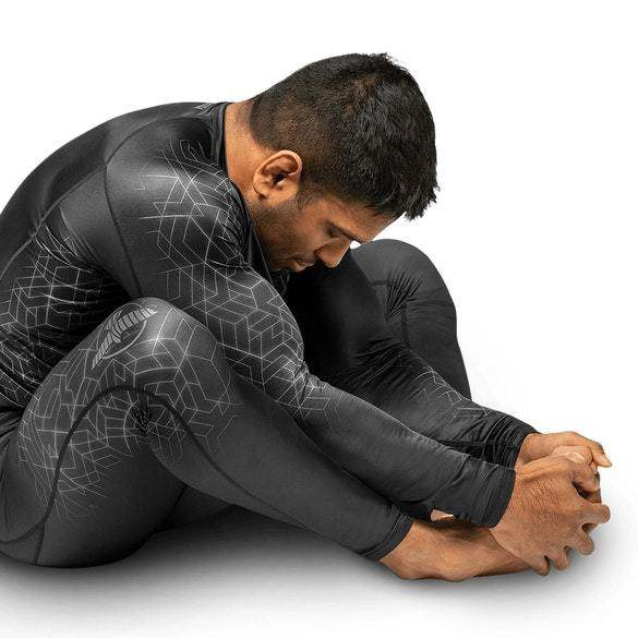 Geo Compression Pants - mmafightshop.ae